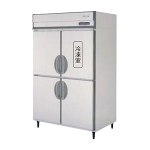 【新品・送料無料・代引不可】福島工業(フクシマ) 業務用 縦型冷凍冷蔵庫 URN-121PM6 W1200×D650×H1950(mm)【受注生産品】