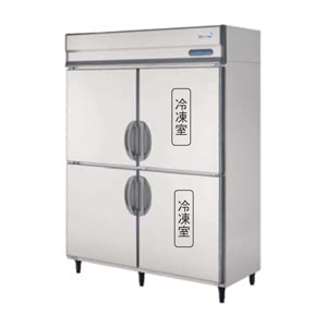 【新品・送料無料・代引不可】福島工業(フクシマ) 業務用 縦型冷凍冷蔵庫 URN-152PMD6 W1490×D650×H1950(mm)【受注生産品】