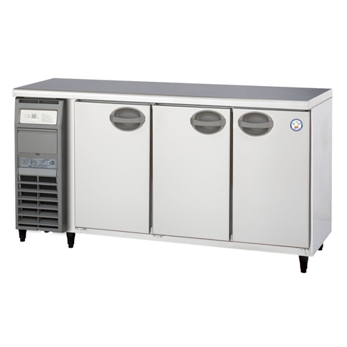 【新品・送料無料・代引不可】福島工業(フクシマ) 業務用 コールドテーブル冷蔵 YRC-150RM2-E W1500×D600×H800(mm)【受注生産品】