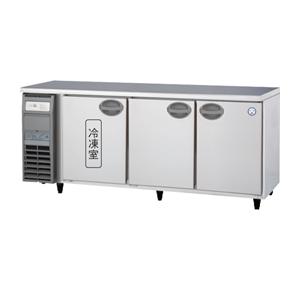【新品・・代引不可】福島工業(フクシマ) 業務用 コールドテーブル冷凍冷蔵 YRC-181PM2 W1800×D600×H800(mm)