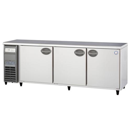 【新品・送料無料・代引不可】福島工業(フクシマ) 業務用 コールドテーブル冷蔵 YRC-210RM2 W2100×D600×H800(mm)