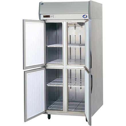 【新品・送料無料・代引不可】パナソニック 業務用 縦型冷蔵庫 SRR-K961 W900×D650×H1950(mm)