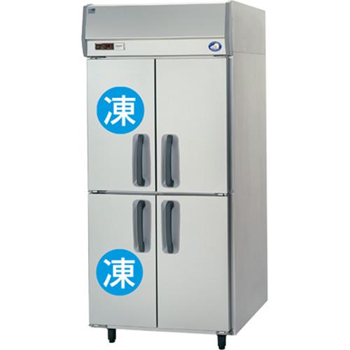 【新品・送料無料・代引不可】パナソニック 業務用 縦型冷凍冷蔵庫 SRR-K961C2 W900×D650×H1950(mm)