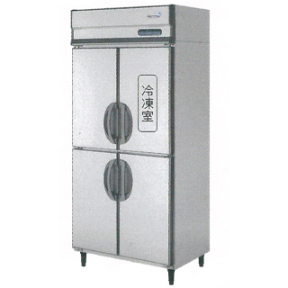 福岛商用冷柜冰箱垂直 ARD 091 PM W900 x D800 × H1950 (mm)
