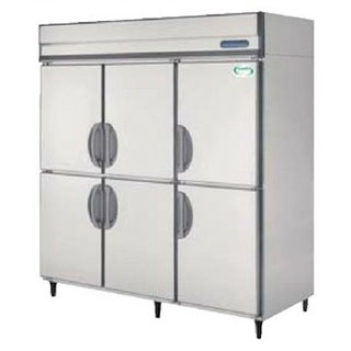 【フクシマ 業務用冷蔵庫】 [ 幅1790・縦型・三相200V ] ARD-180RMD W1790×D800×H1950(mm)