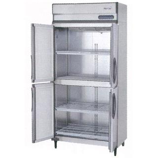 【フクシマ 業務用冷蔵庫】 [ 幅900・縦型・センターフリータイプ・単相100V ] ARN-090RM-F W900×D650×H1950(mm)