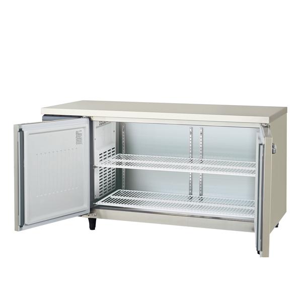 設備 業務用 冷蔵庫 福島工業 srt 新品 国産品 送料無料 代引不可 LCW-150RM-F mm 横型 NEW センターフリータイプ フクシマ コールドテーブル冷蔵庫 W1500×D750×H800 業務用冷蔵庫
