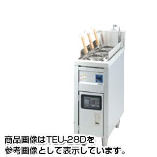 当店在庫してます! 【新品・】タニコー 電気ゆで麺器 スタンダードタイプ [ サーモスタット仕様 ] 一槽式 TEU-28A W280×D750×H800(mm), プラスマート:6f51ff3d --- experiencesar.com.ar