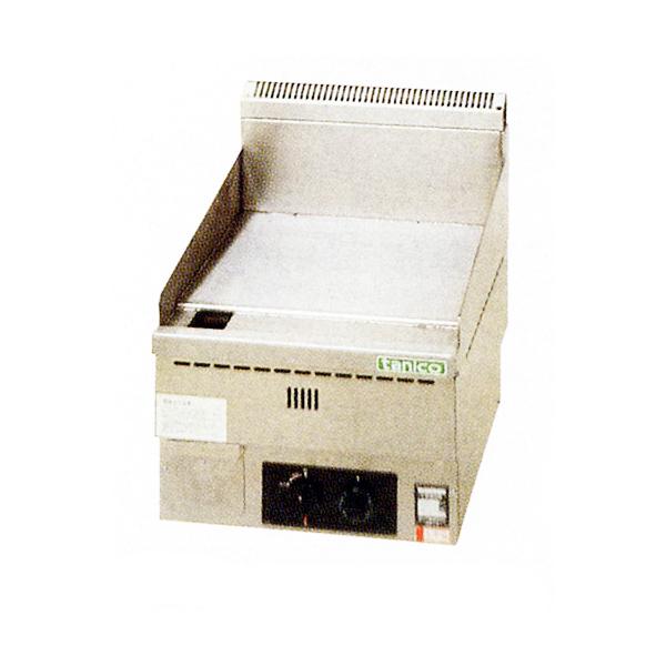 【新品・代引不可】グリドル タニコー 卓上グリドル TGG-45N W450×D600×H300(mm)