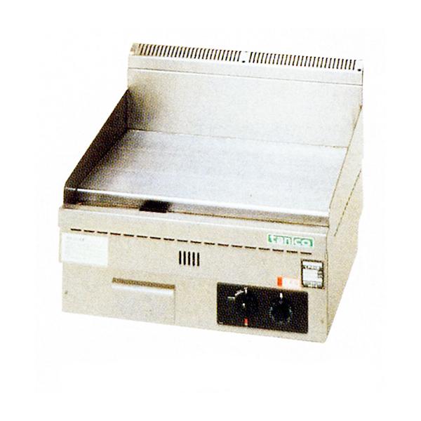 【新品・送料無料・代引不可】タニコー 卓上グリドル TGG-60N W600×D600×H300(mm) グリドル