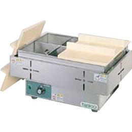 【新品・代引不可】タニコー 卓上電気おでん鍋 THO-1100E-6 W480×D335×H225(mm)