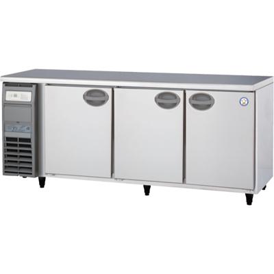 【新品・送料無料・代引不可】フクシマ 業務用冷蔵庫 横型 コールドテーブル冷蔵庫 YRW-180RM2 W1800×D750×H800(mm)