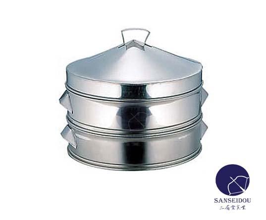 調理器具 56cmHGST蒸籠 身のみ 蒸籠 436131 φ535*H100(mm)