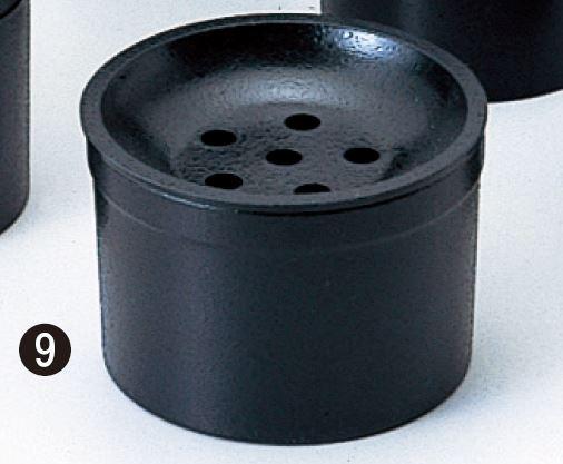 茶こぼし(90×60)黒乾漆 5-1243-9