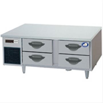 【新品・送料無料・代引不可】パナソニック 業務用ドロワー冷蔵庫 SUR-DG1271-2B1 W1200*D750*H550