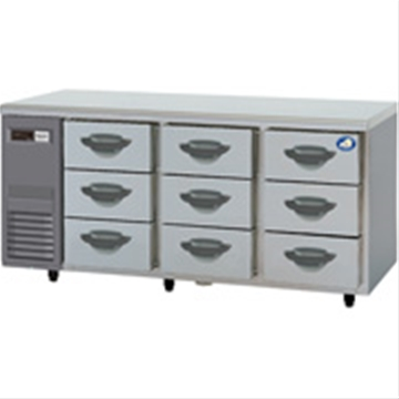 設備 業務用 ドロワー 爆売り 冷蔵 パナソニック 新品 送料無料 H800 低廉 W1635 SUR-DK1661-3 業務用ドロワー冷蔵庫 代引不可 D600