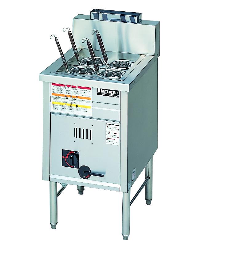 角槽型ラーメン釜 厨房機器 調理機器 MRK-046B W450*D580*H800(mm)