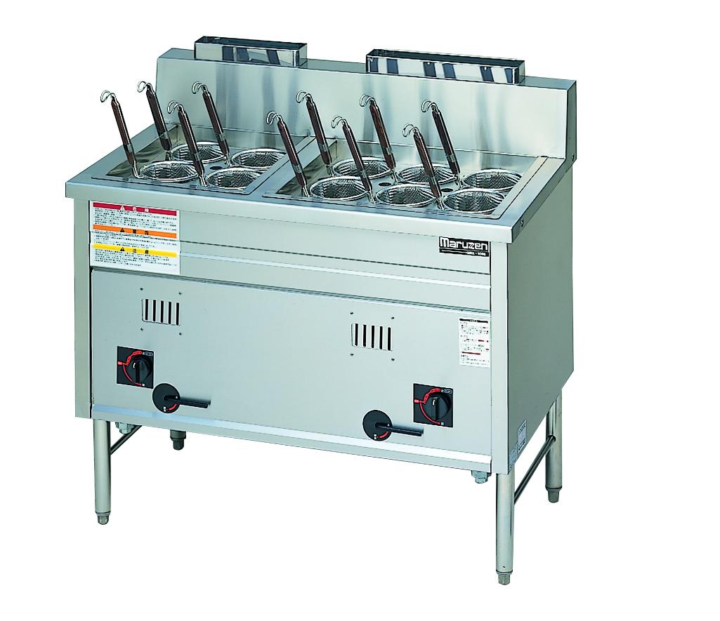 角槽型ラーメン釜 厨房機器 調理機器 MRK-106B W1000*D580*H800(mm)