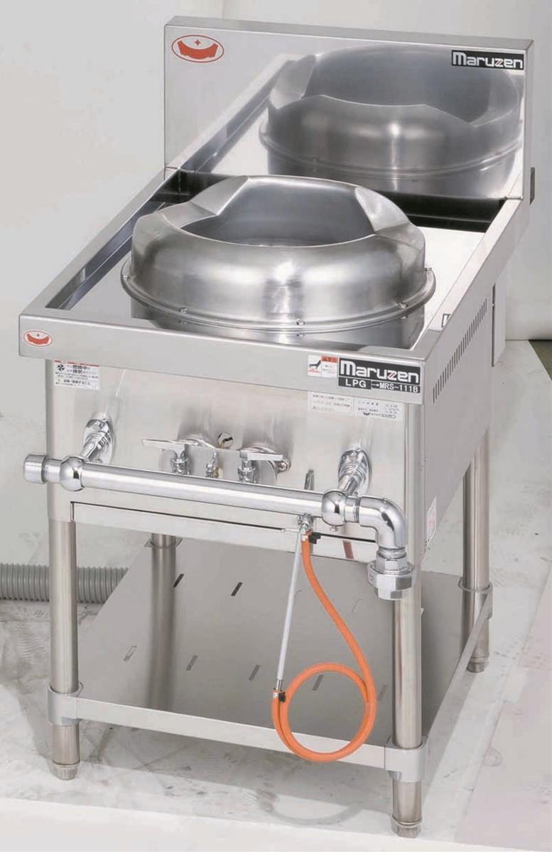 外管式中華レンジ 厨房機器 調理機器 MRS-111E W550*D750*H720(mm)