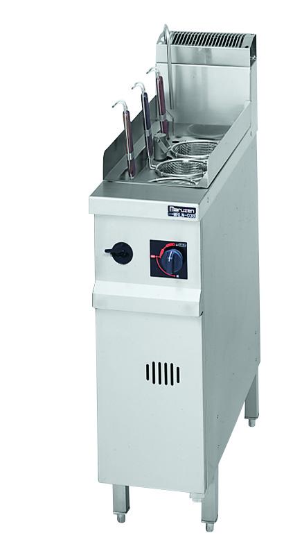 涼厨角槽型ゆで麺機 厨房機器 調理機器 MRY-03 W255*D700*H800(mm)