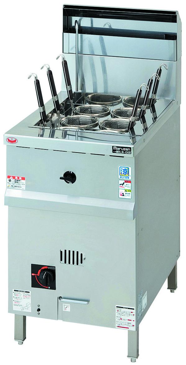 涼厨角槽型ゆで麺機 厨房機器 調理機器 MRY-C06 W450*D700*H800(mm)