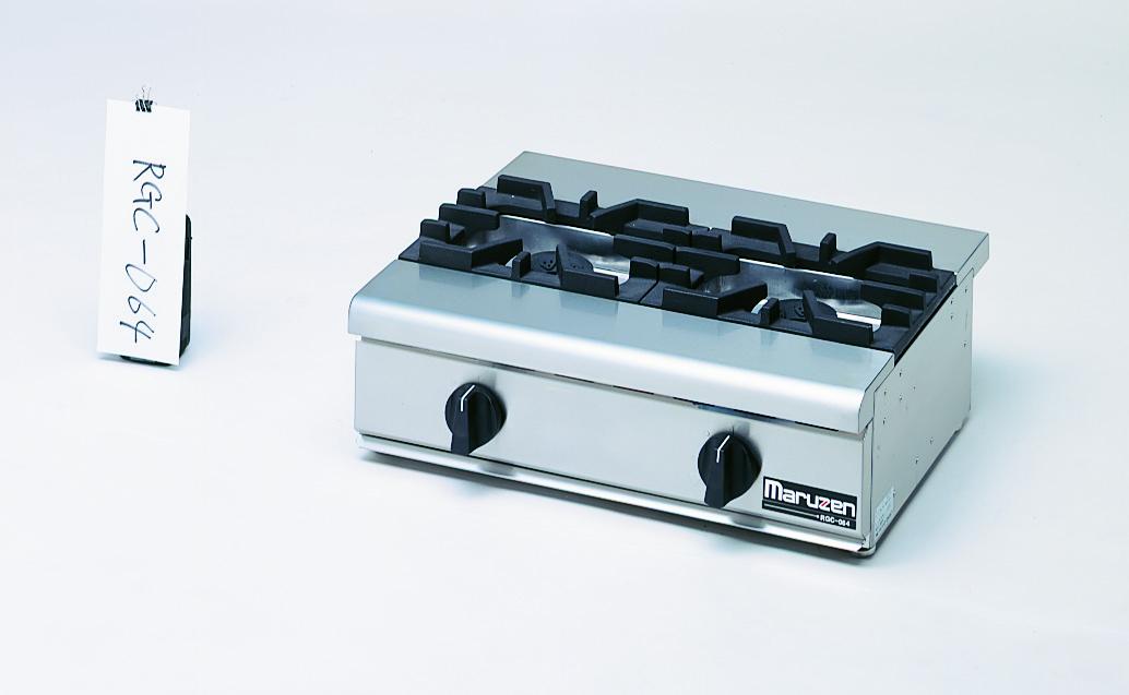 ガステーブルコンロ 厨房機器 調理機器 RGC-064C W600*D450*H200(mm)