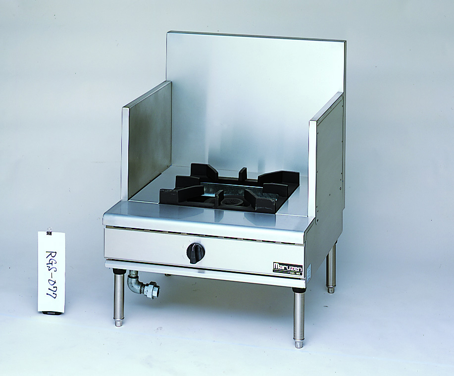 ガススープレンジ NEWパワークックシリーズ 厨房機器 調理機器 RGS-077C W750*D750*H450(mm)