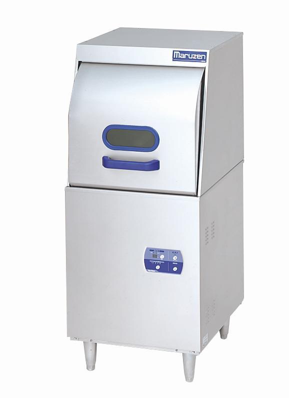 MDRT6【リターンタイプ】マルゼン 食器洗浄機(食器洗浄器) 食器洗い機 業務用 単相100V