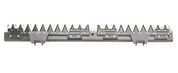 イセキ コンバイン 部品[HVA314,HVA316]用 刈取刃(バリカン,刈刃)