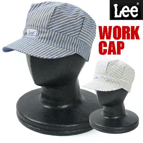 LEE (Lee) reversible Cap (hat) - Hickory stripe - 82829