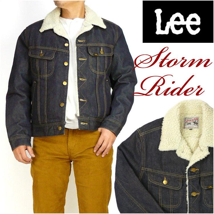 【送料無料】 Lee (リー) STORM RIDER -ストームライダー/ワンウォッシュ- LT0523 【smtb-k】【ky】