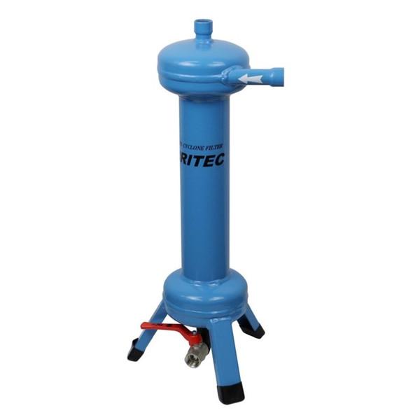 イリテックハイドロサイクロンフィルター(使用水圧Max : 0.8MPa) HSK-20 20mm