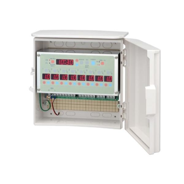 液肥対応オートレインタイムスイッチ8 系統 LF811