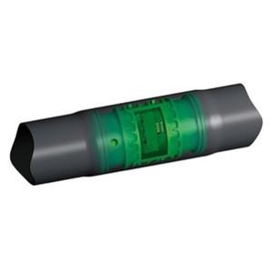 イリテックマルチバードリップパイプ(圧力補正機能付)IMP-11T30S-200 30cm ピッチ 2.3L/ 時 200m 巻