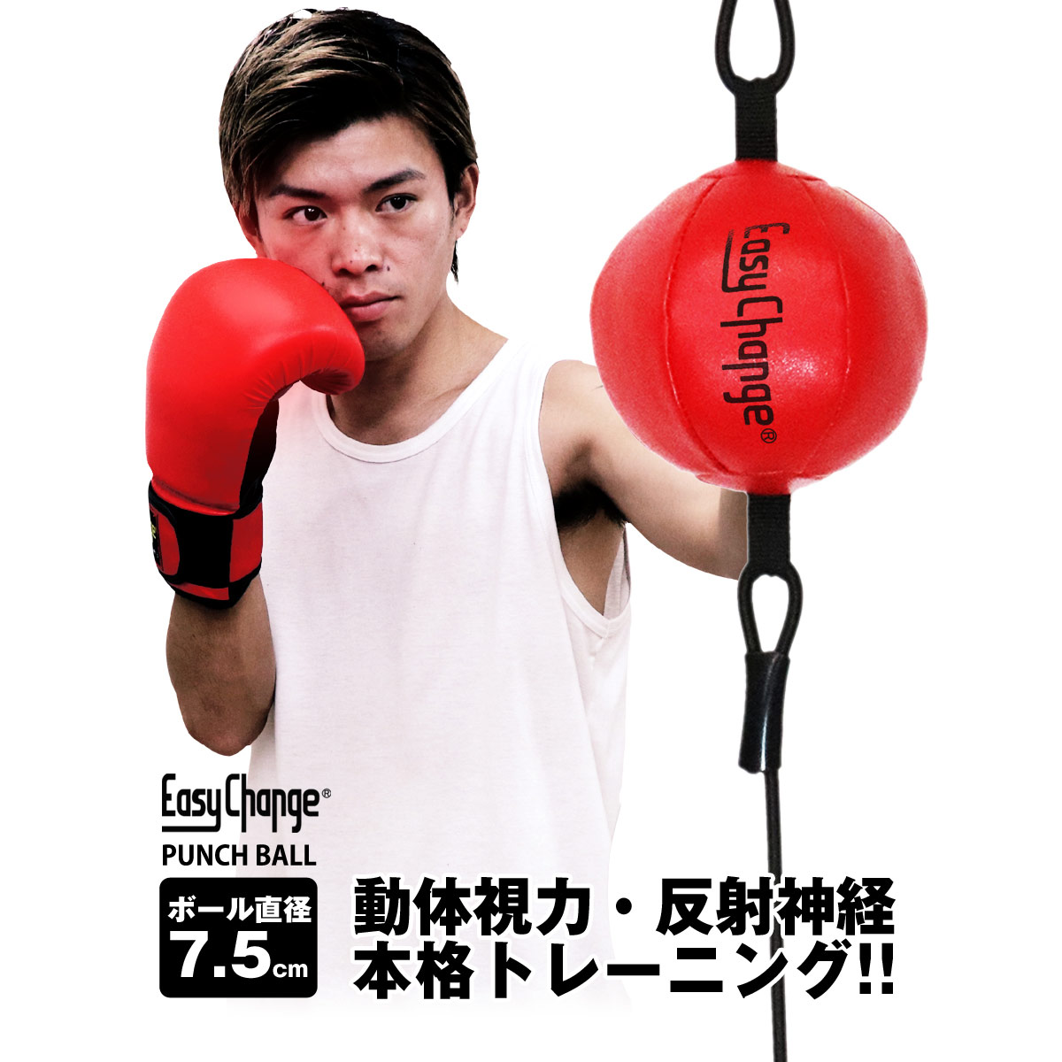 Boxing Speed Ball Double End Punching Bag Martial Arts Fighting Training Sandbag