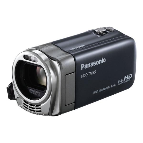 完売 安心の5年間延長保証も同時購入可能 HDC-TM35-H パナソニック デジタルハイビジョンビデオカメラ シャイニーグレー 結婚式引出物 夏祭り プライバシーポリシー