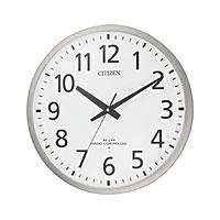 【17周年クーポン配布中 2/28 9:59迄】8MY463-019 リズム時計工業 CITIZEN 電波掛時計 スペイシーM463