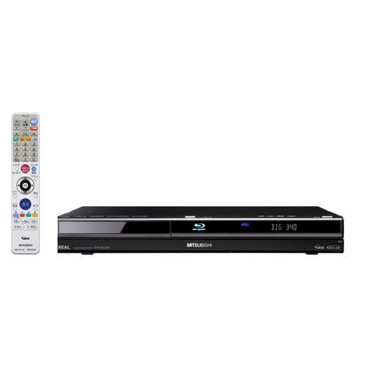 『安心の5年間延長保証も同時購入可能!』DVR-BZ340 REAL 1TB HDD内蔵BDレコーダー