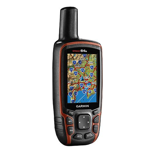 【新品】【日本語版】【5年延長保証購入可能】【正規品】【完売】 119912-GARMIN GARMIN ガーミン GPSmap64SJ Handy GPS グロナス対応 アウトドア 登山 ハンディ ポータブル◆