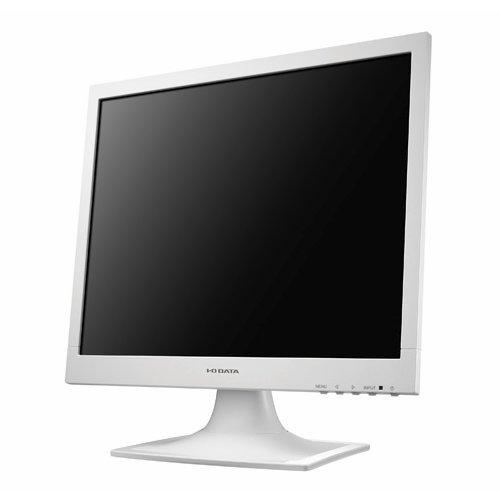 【割引クーポン配布 4/16 1:59迄】LCD-AD173SESW アイ・オー・データ機器 17型スクエア液晶ディスプレイ 白|液晶モニタ 液晶モニター パソコンモニター pcモニター パソコン デスクトップ デスクトップパソコン デスクトップpc