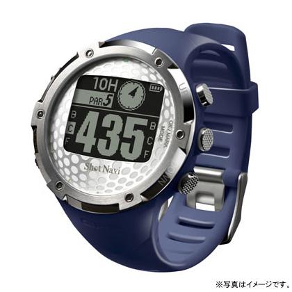 【特典付き】【数量限定】W1-FW-N テクタイト Shot Navi ネイビー 腕時計型タイプ ショットナビ