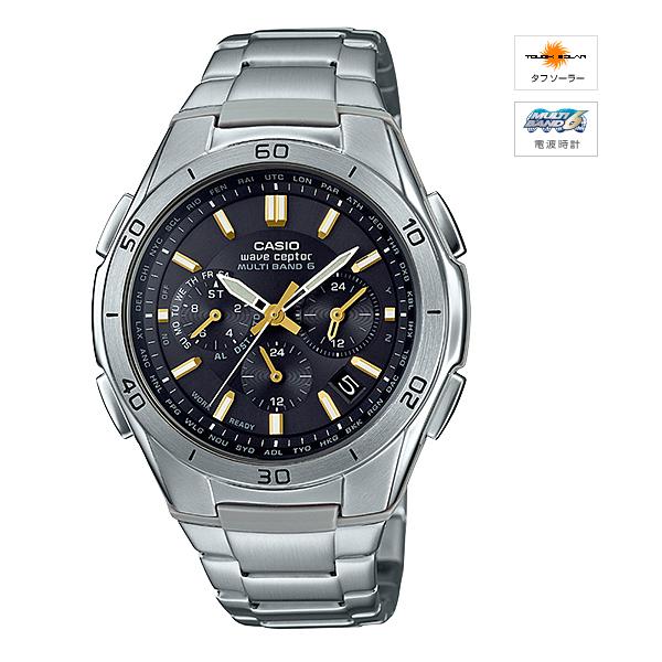 【最大5%クーポン配布中】【新品】【国内正規品】CASIO/カシオ wave ceptor MULTIBAND6 ソーラー電波時計 WVQ-M410DE1A3JF 腕時計 WVQ-M410DE-1A3JF ◆