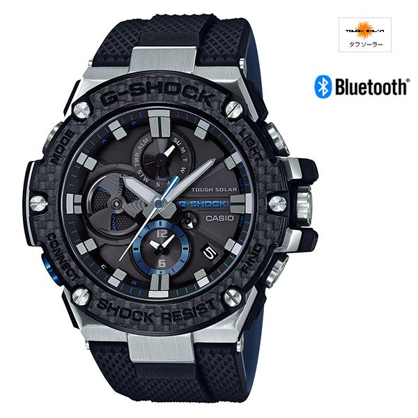 【割引クーポン配布 5/21 9:59迄】【新品】【国内正規品】CASIO/カシオ GST-B100XA-1AJF G-SHOCK G-STEEL Bluetooth通信 腕時計 ◆