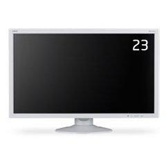 【17周年クーポン配布中 2/28 9:59迄】LCD-AS233WMI 日本電気 NEC 23型IPSワイド液晶ディスプレイ 白 液晶モニター