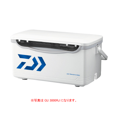 【入荷待ちご予約受付】 985086 ダイワ(DAIWA) ライトトランク4 GU2000R ブルー クーラーボックス