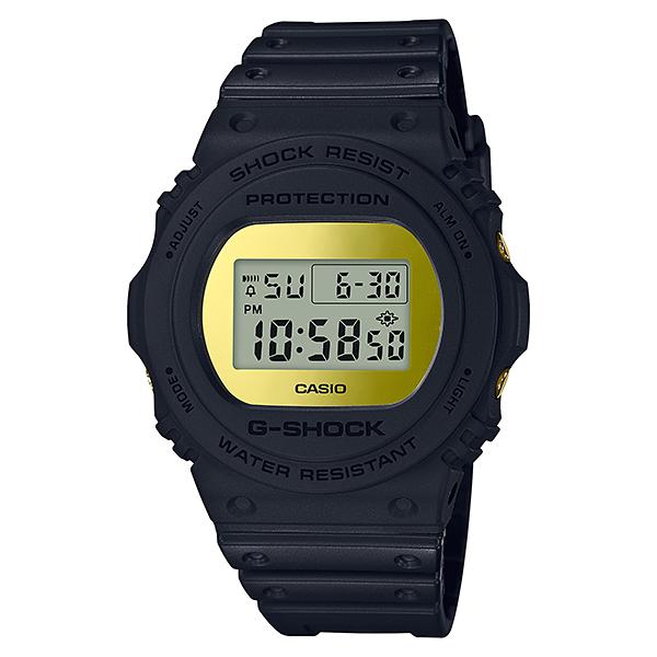 【割引クーポン配布 5/21 9:59迄】【新品】【国内正規品】CASIO/カシオ DW-5700BBMB-1JF G-SHOCK Metallic Mirror Face 腕時計 ◆