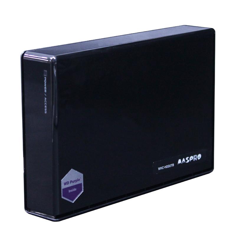 【最大5%クーポン配布中】WHC-HDD2TB マスプロ電工 WHC7M2 WHC10M2専用HDD 2TB