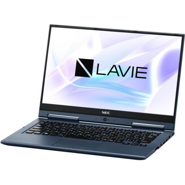 【割引クーポン配布 4/16 1:59迄】PC-GN18634GE-H3 NEC LAVIE Direct HZ(Core i7-8550U/13.3FHD/MEM8GB/SSD256GB/WL/Win10Pro/OfficeHome&Business2016/メテオグレー) PC-GN18634JYACED7YDA
