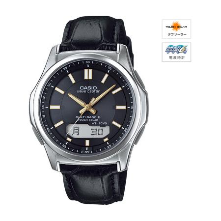【割引クーポン配布 5/21 9:59迄】WVA-M630L-1A2JF カシオ計算機 CASIO wave ceptor ソーラー電波時計 腕時計 ◆