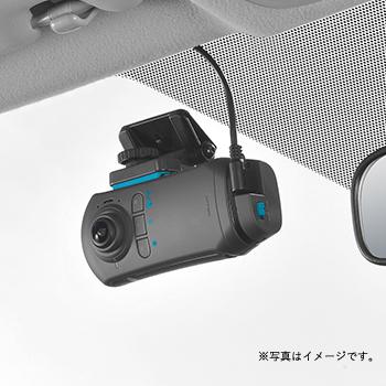 DC5000-8F5 カーメイト ドライブレコーダー機能付き360°車載カメラ ドラレコ d Action360(ダクション360) 360度撮影 アクションカメラ DC5000【専用microSDカードが別途必要です】